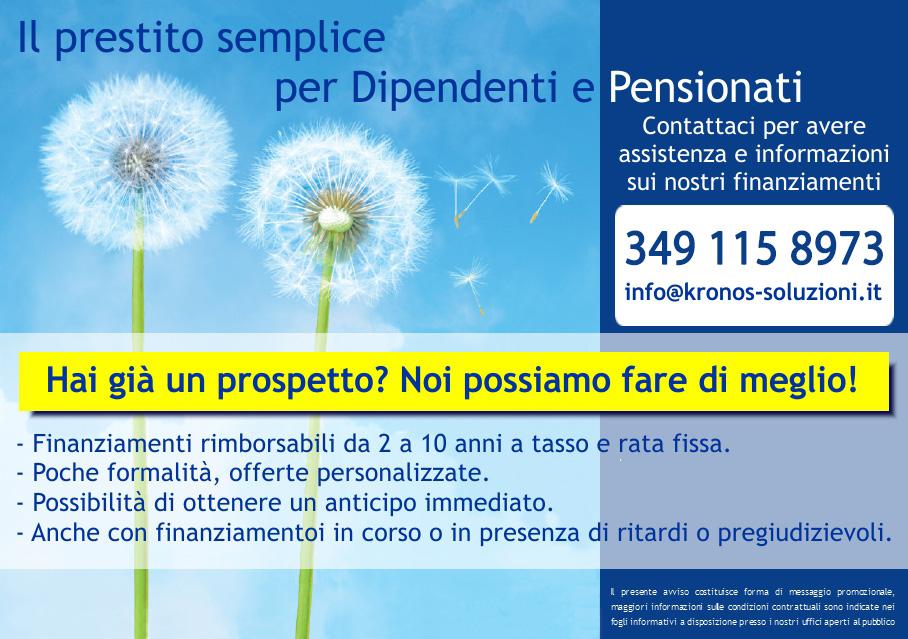 Cessione del Quinto a Milano: prestito semplice per dipendenti e pensionati